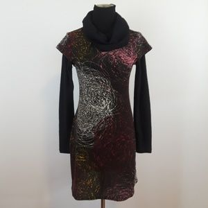 Aryeh sweater dress size small